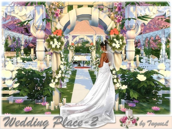 Sims resource wedding
