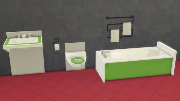 Veranka: ITF Bathroom converted from TS3 to Ts4