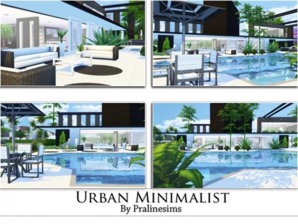 The Sims Resource: Urban Minimalist by Pralinesims