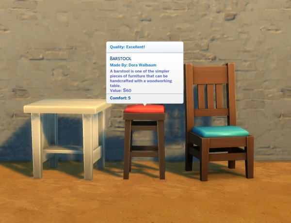 Mod The Sims: Craftables made recolourable by plasticbox