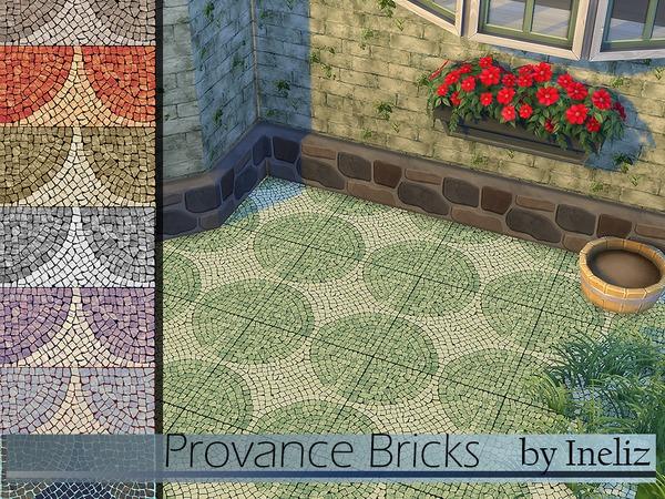 The Sims Resource: Provance Bricks by Ineliz