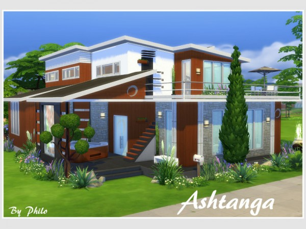 The Sims Resource: Ashtanga (no CC) by Philo • Sims 4 Downloads
