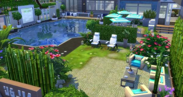 Studio Sims Creation: Ondine – Centre de Thalassothérapie (Spa)