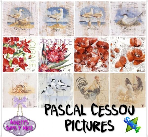 Annett`s Sims 4 Welt: Pascal Cessou Pictures