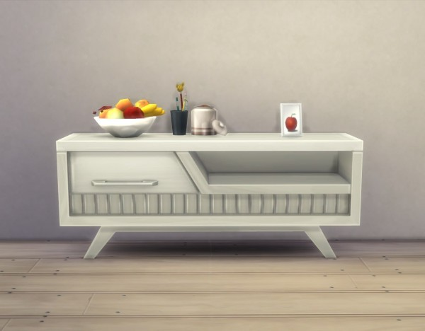 Mod The Sims: Shenanigan Side Table by plasticbox