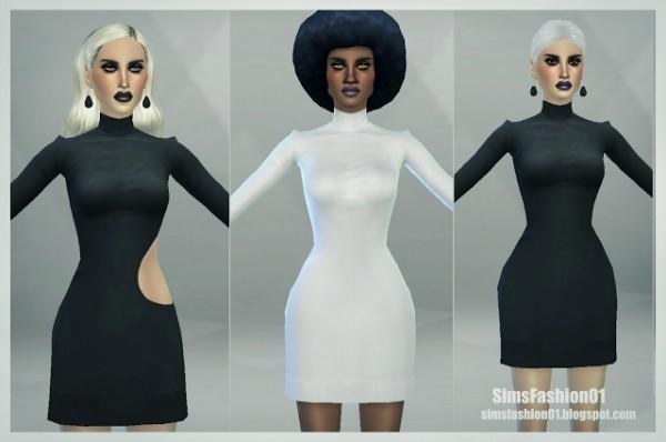 Sims Fashion 01: Sims Fashion01   Dress