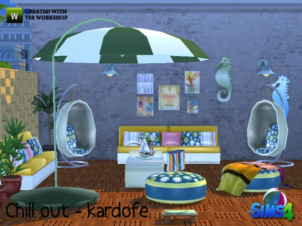 The Sims Resource: Chill out by Kardofe