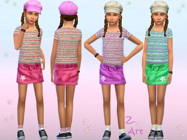 The Sims Resource: Girlies Summer by Zuckerschnute20