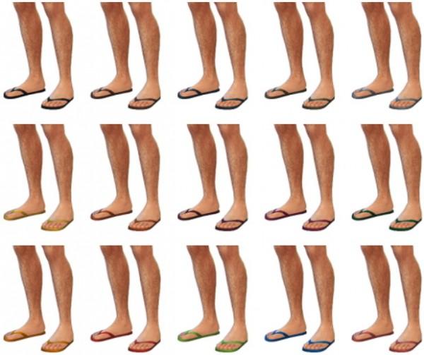 Marvin Sims: Summer Flip Flops