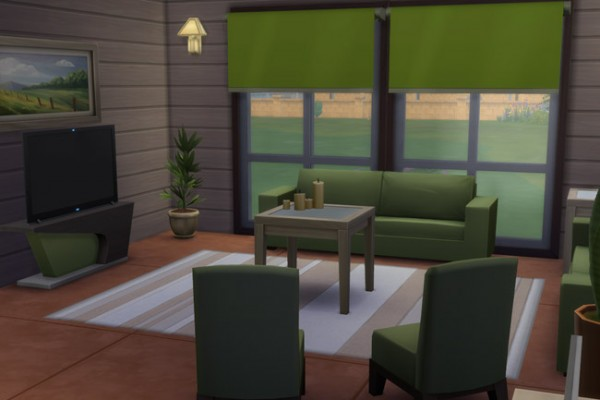 Blackys Sims 4 Zoo: Newcrest Home1 by mammut