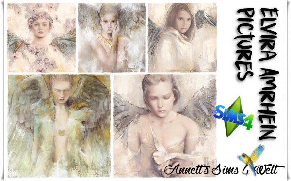 Annett`s Sims 4 Welt: Elvira Amrhein Pictures