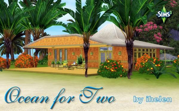 Ihelen Sims: Ocean for Two