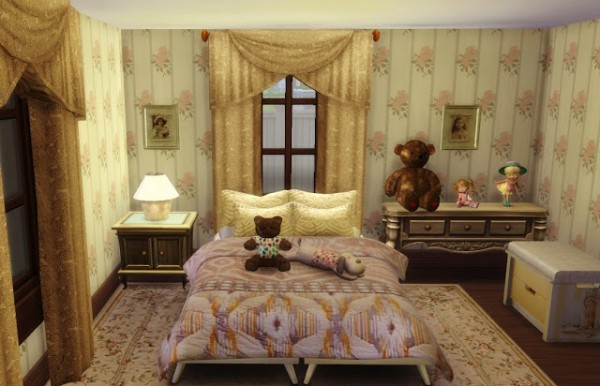 Angelina Koritsa: Small manor