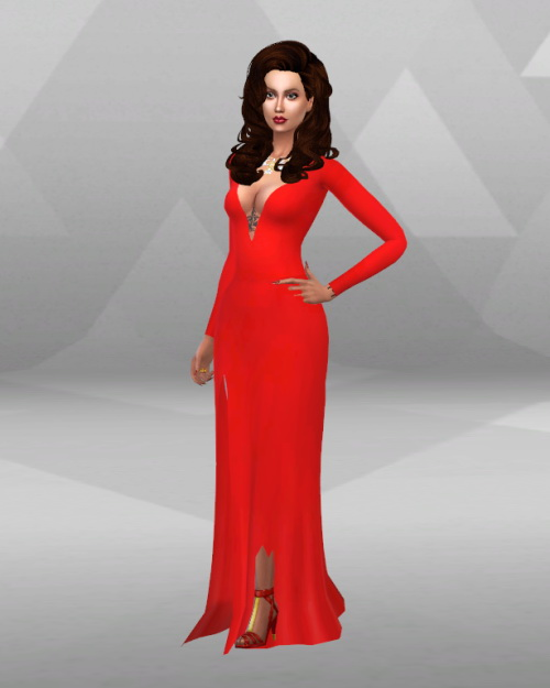 Demi Lovato Cars >> Simpliciaty: 3 hairs conversion and a dress • Sims 4 Downloads
