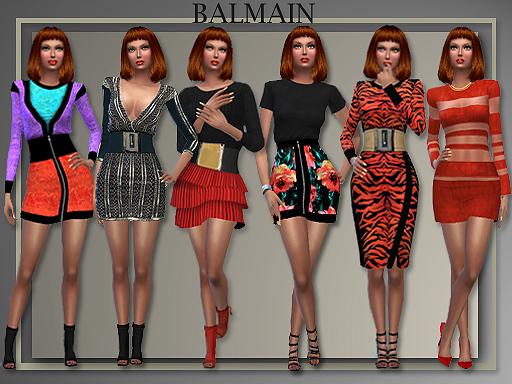 Fashion Designer Career Sims