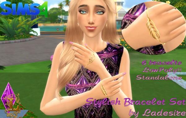 Ladesire Creative Corner: Stylish Bracelet Set