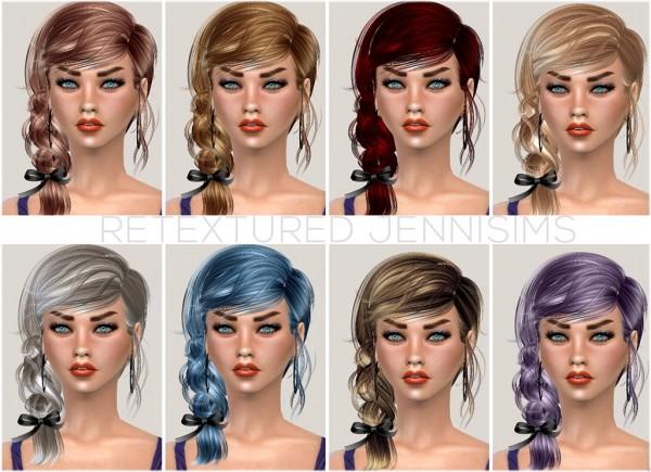 Jenni Sims: Newsea Hairs Thornbird, Paulina,Marshmallow retextured