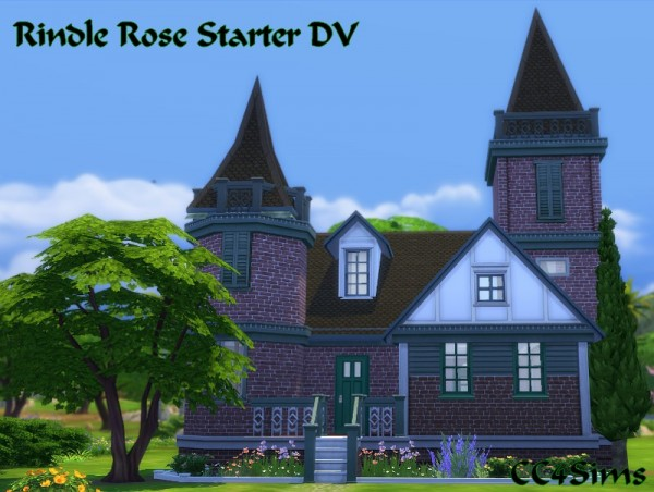 CC4Sims: Rindle Rose Starter
