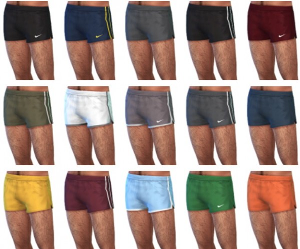 Marvin Sims: Men's Running Shorts