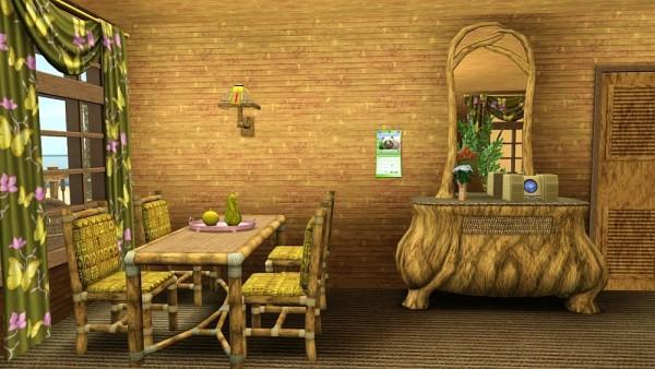 Ihelen Sims: Casita de Isla by Dolkin