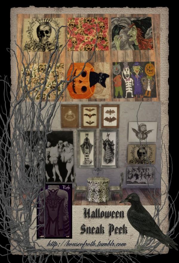 House of roth: Halloween Sneak Peek