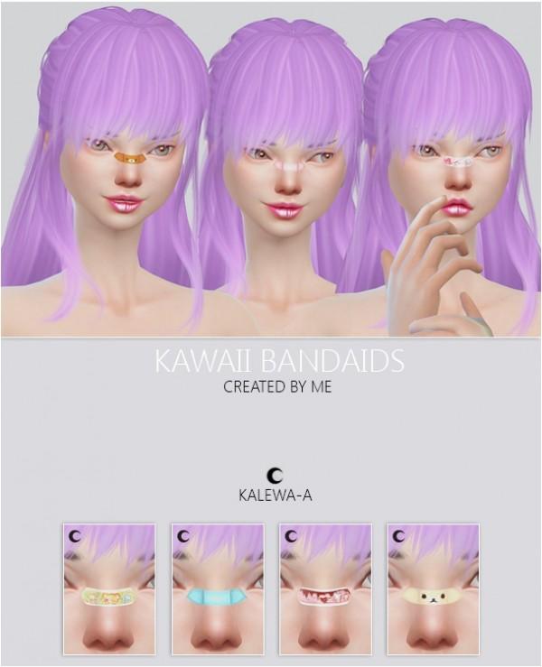 Kalewa a: Kawaii bandages