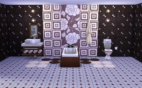 Ihelen Sims: Tile Deco