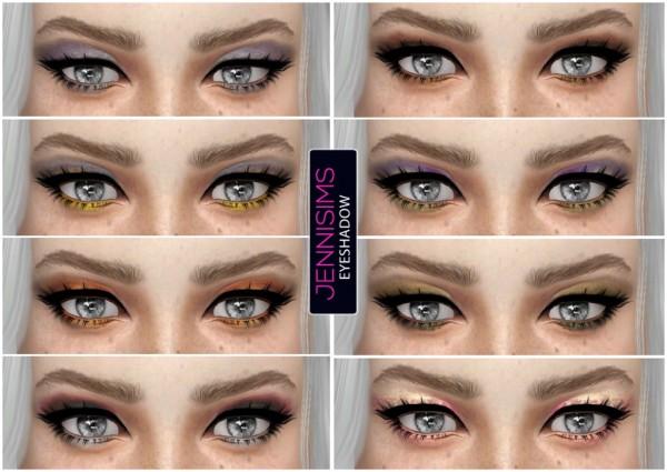 Jenni Sims: Eyeshadow Glamorous Vol6