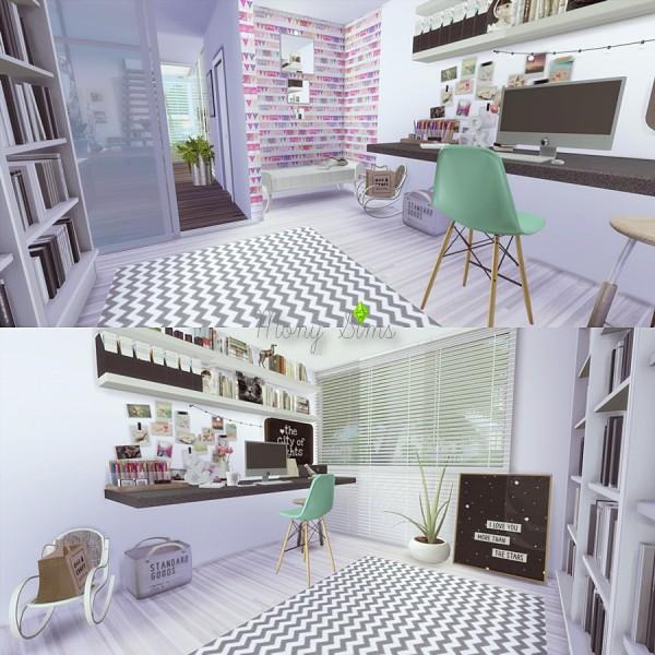 Mony Sims: Jessicas House