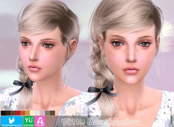 NewSea: YU110 Marshmallow