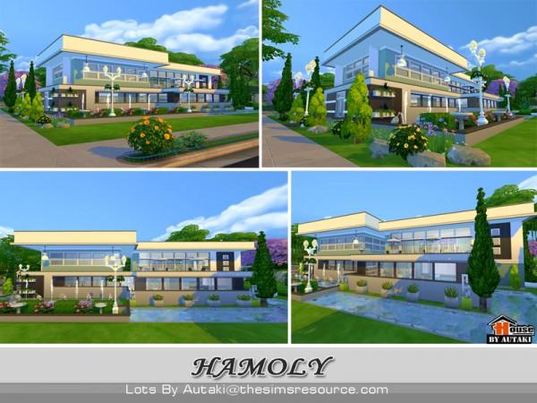 The Sims Resource: The Hamoly by Autaki