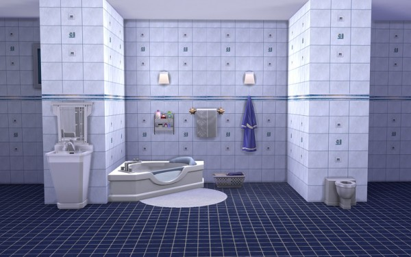 Ihelen Sims: Stucchi Tile