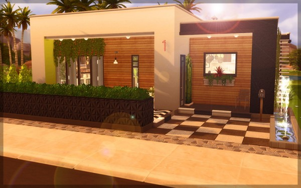 Homeless Sims Eco Home Sims 4 Downloads