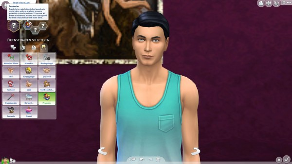 Mod The Sims: Prankster Trait by Viktor86