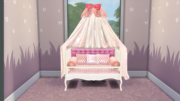 Sanjana Sims Sweet Dreams Nursery Furniture Set Part 1