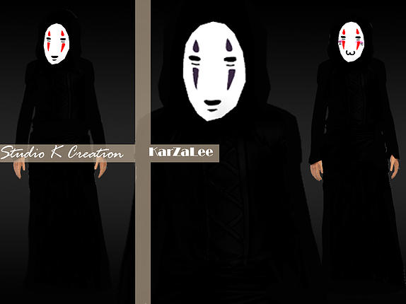 Studio K Creation: NO Face outfit