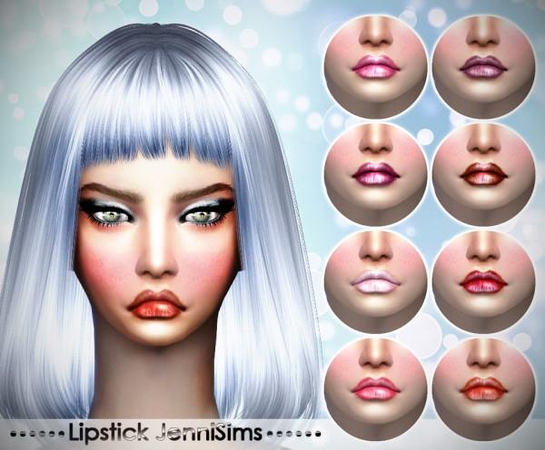 Jenni Sims: Makeup Lipstick Eternal by JenniSims