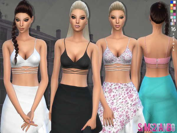 The Sims Resource: 70   Top bra by sims2fanbg