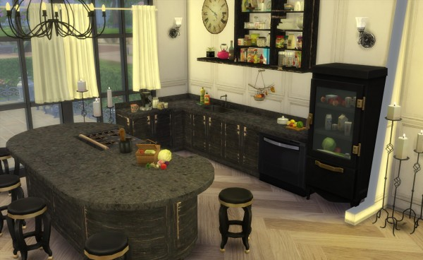My little The Sims 3 World: Furniture recolors set 3 2