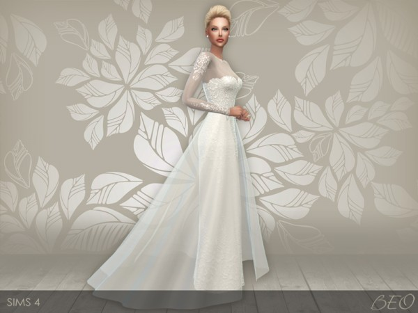 BEO Creations: Wedding Dress 28
