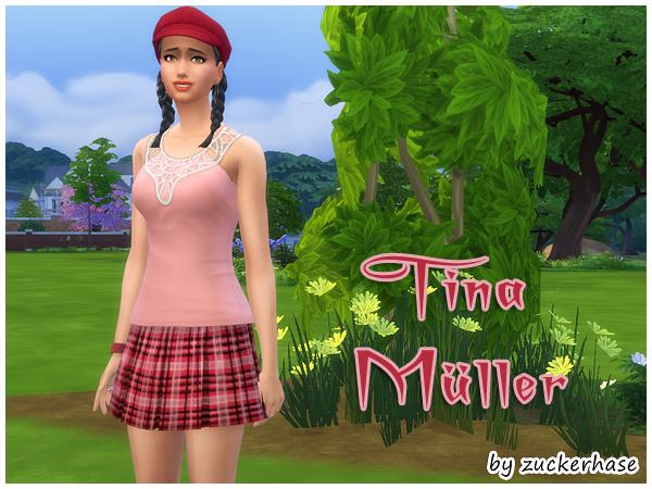 Akisima Sims Blog: Tina Müller