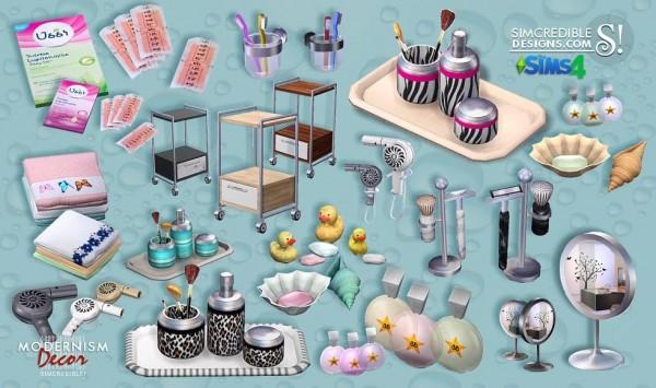 SIMcredible Designs: MODERNISM bathroom decor