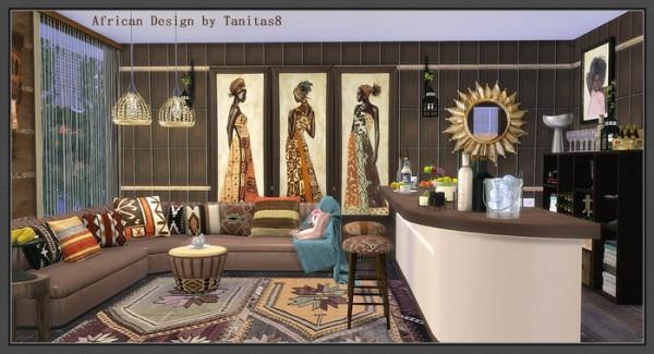 Tanitas Sims African Design Sims 4 Downloads