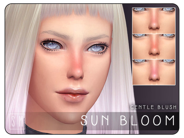 The Sims Resource: Sun Bloom   Gentle Blush by Screaming Mustard