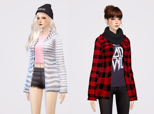 JS Boutique: Hooded Jacket Accessory