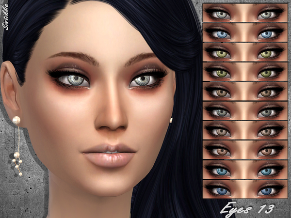 The Sims Resource: Eyes 13 by Sintiklia