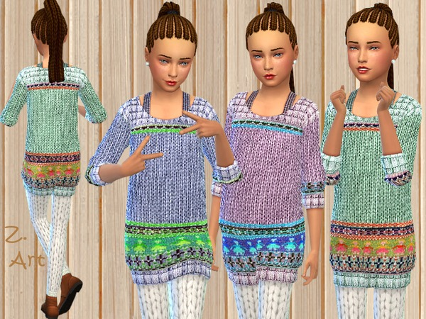 The Sims Resource: Colorful Autumn by Zuckerschnute20