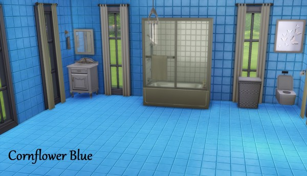 Mod The Sims: Wall and Floor Tiles  by wendy35pearly