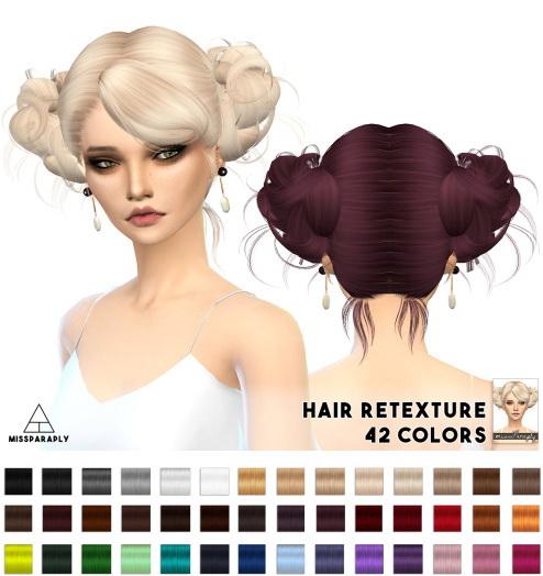 Miss Paraply: Hair retexture   Newsea LoveAndKiwi