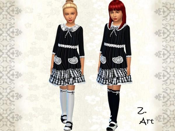 The Sims Resource: Cheeky Girl Set by Zuckerschnute20